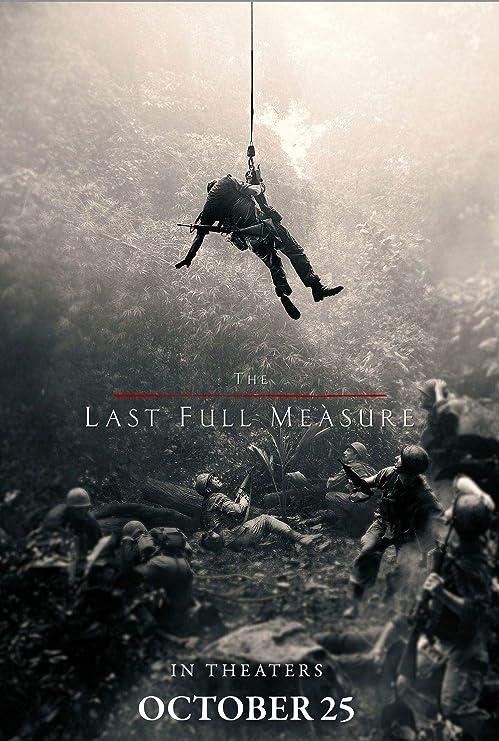 Lionbeen The Last Full Measure - Movie Poster - Cartel de la ...