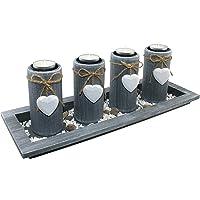 Set de luces de té de 4 estaciones