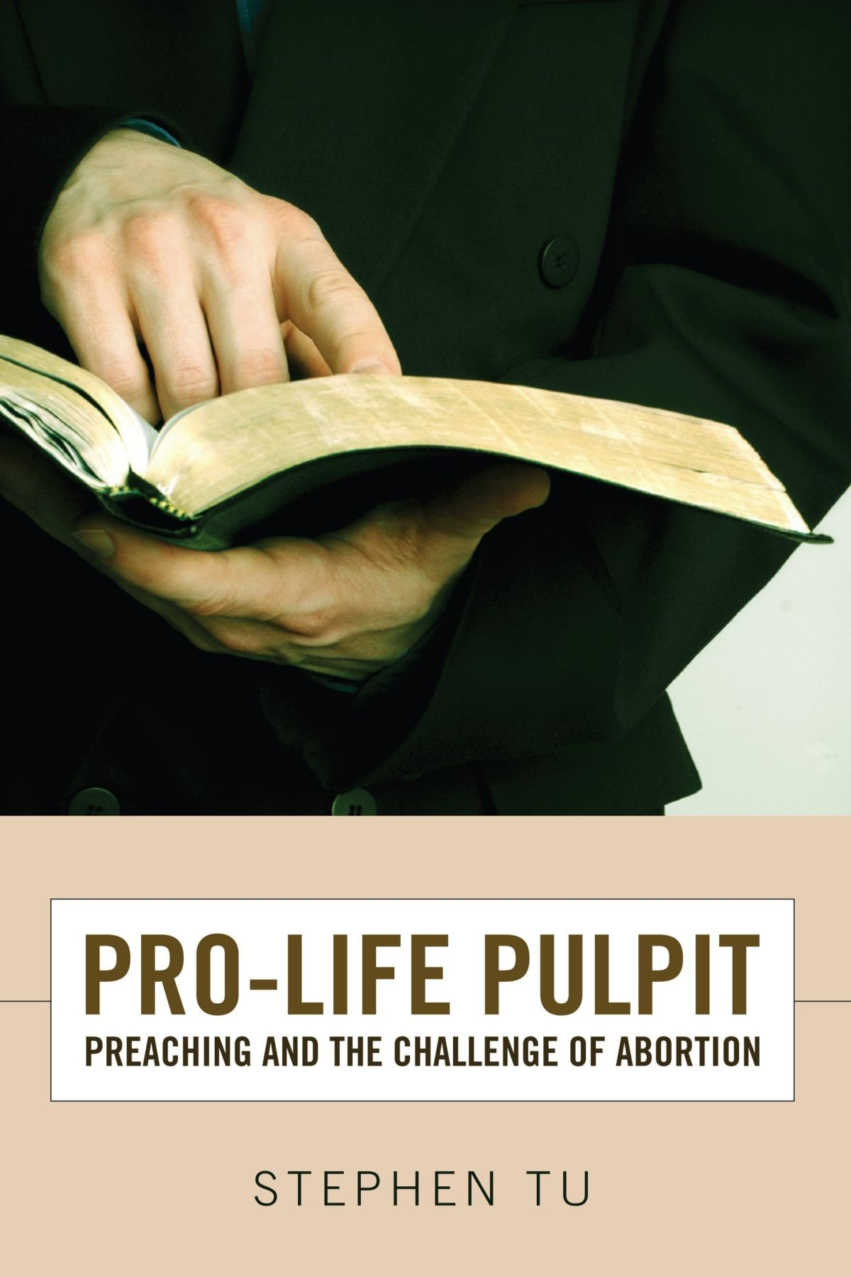 Download Pro-Life Pulpit: Preaching and the Challenge of Abortion PDF