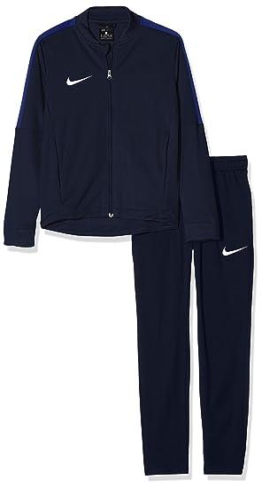 a5aca6df381ad Nike - Academy 16 - Survêtement - Unisexe-Jeunesse - Bleu (Obsidian Obsidian