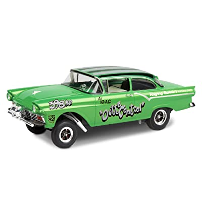 Revell 4478 1957 Ford Sedan Gasser 2N1 Model Car Kit: Toys & Games