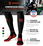MudGear Conquer The Guantlet Compression Socks