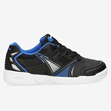 Zapatillas Tenis Negras Niño Proton (36-39) (Talla: 37)