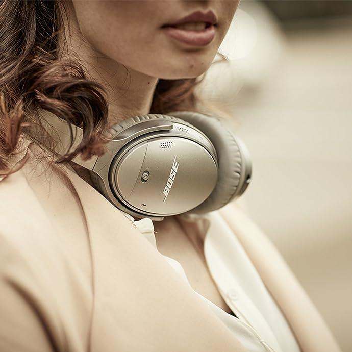 低于海淘 Bose QuietComfort 35 II 主动降噪无线蓝牙耳机 优惠码折后¥1699 两色可选