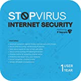 Stop Virus F-Secure Internet Security - 1 User, 1 Year (Voucher)
