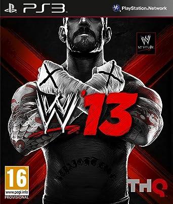 WWE 13 [Importación francesa]: Amazon.es: Videojuegos