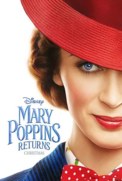 Image result for mary poppins returns movie poster