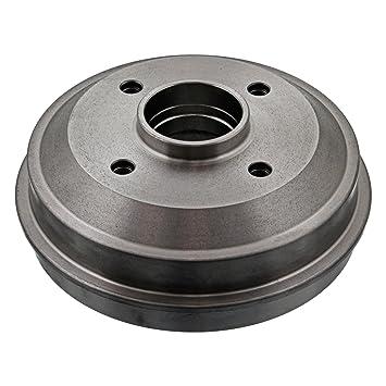 ABS 15880 Discos de Frenos la Caja Contiene 2 Discos de Freno