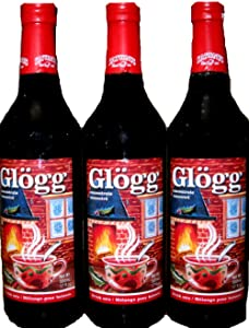 Glogg Concentrate Saturnus 3-Pack