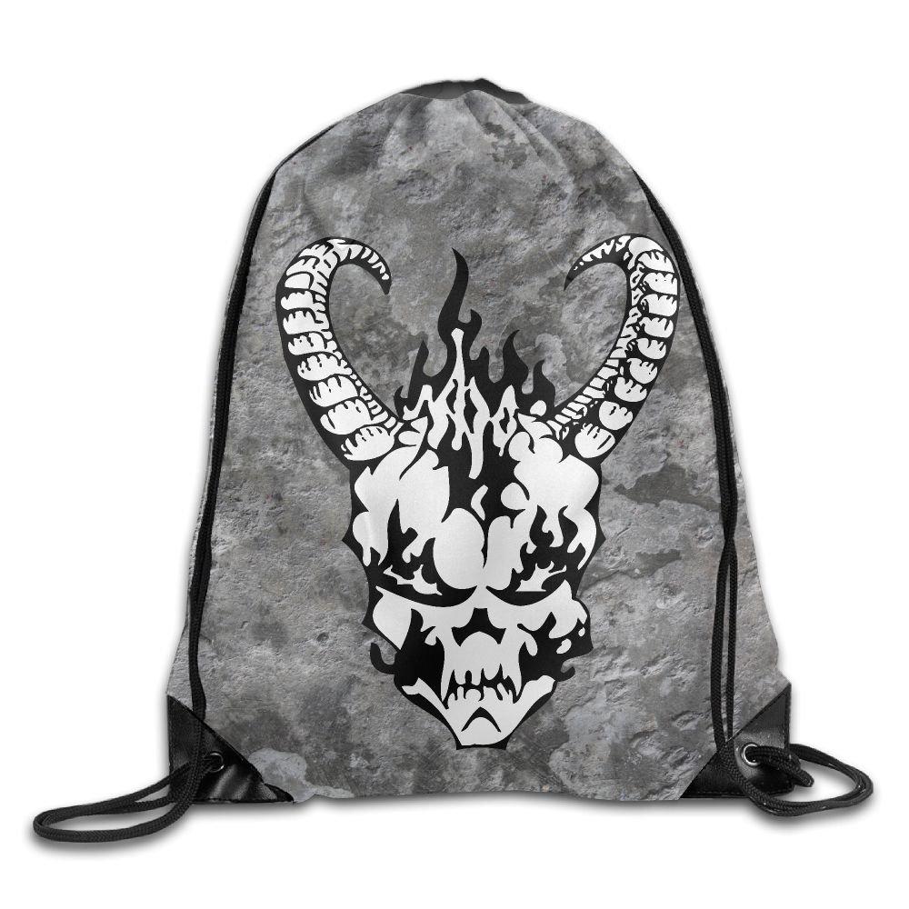 chic Animal Skeleton Men   Women Sport Gym Sack Drawstring Backpack ... ecabd00529
