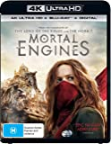 Mortal Engines (4K UHD/Blu-ray/Digital Copy)