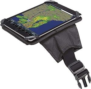 Flight Outfitters iPad Slimline Pilot-Friendly Compact Cockpit Flight Kneeboard