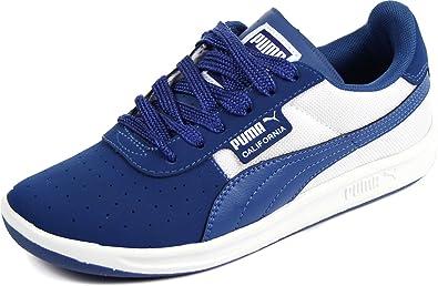 inalámbrico falta de aliento semilla  Amazon.com | PUMA - Womens California 2 Shoes, Size: 6 B(M) US, Color:  Limoges | Fashion Sneakers