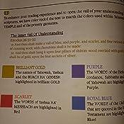Amazon his word hebrew israelite scriptures 9780999631423 customer image fandeluxe Choice Image