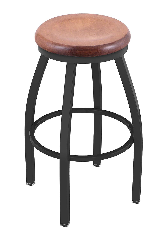 Holland Bar Stool Co. 80225PWMedMpl 802 Misha Counter Stool, 25 Seat Height, Medium Maple