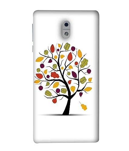 cheaper 62a32 63a67 Printfidaa Nokia 3 Back Cover Beautiful Art Tree: Amazon.in: Electronics