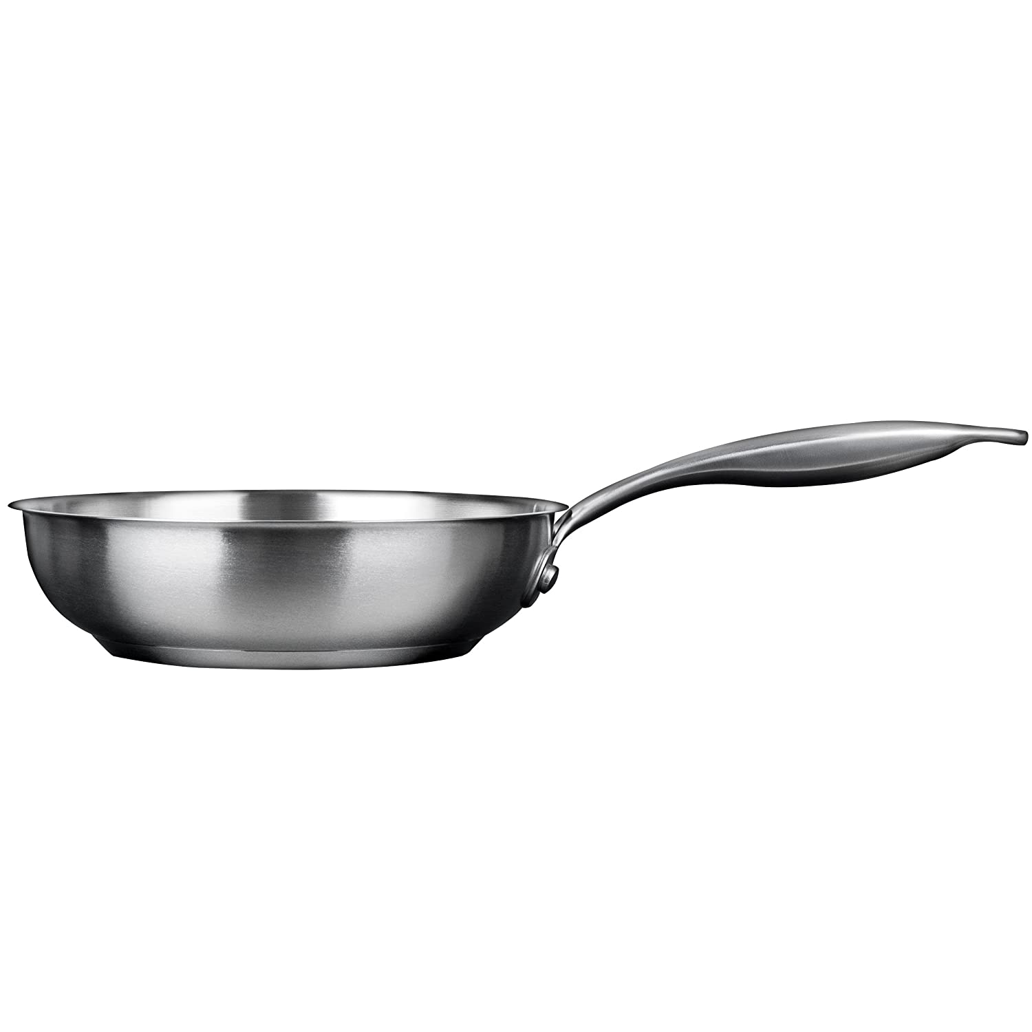 "Duxtop Professional Stainless-steel Induction Ready Cookware Impact-bonded Technology (10"" Fry Pan)"