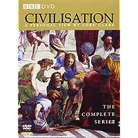 Civilisation : Complete BBC Series (4 DVD Box Set)
