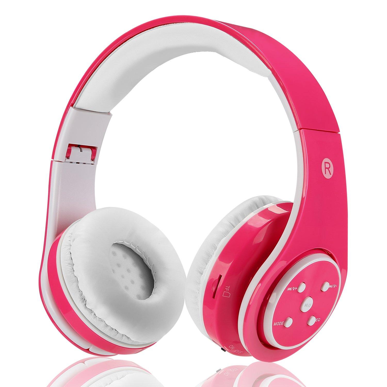 Votones-Wireless Bluetooth Kids Headphones Lightweight