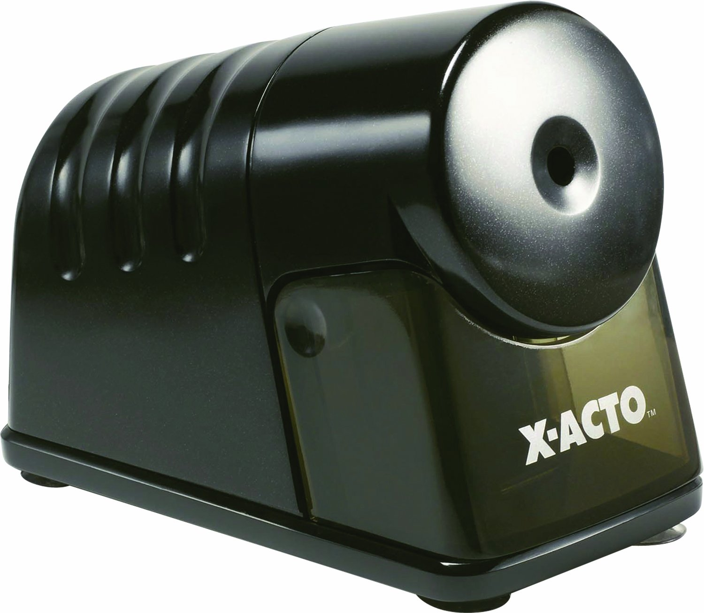 X-ACTO Powerhouse Electric Sharpener, Black (1799) Elmers