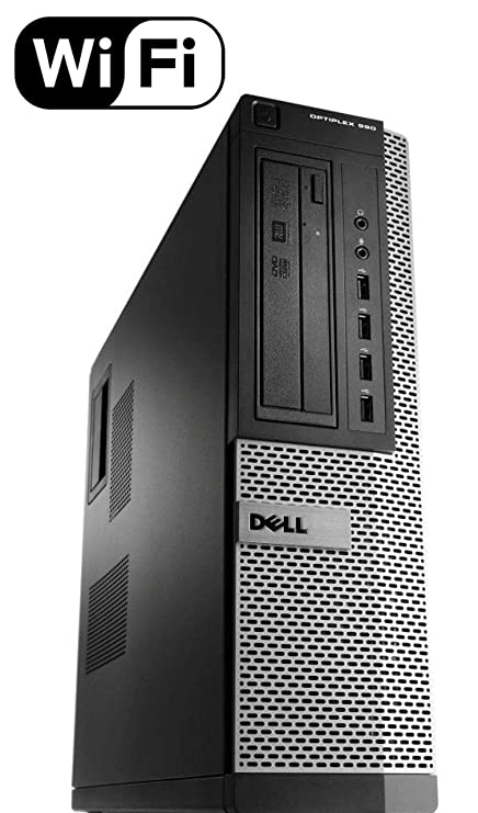Dell Optiplex 990 SFF Flagship Premium Business Desktop Computer (Intel  Quad-Core i5-2400 up to 3 4GHz, 16GB RAM, 2TB HDD, DVD, WiFi, VGA,