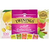 Twinings - Infuso Collection - 4 confezioni da 36 Grammi