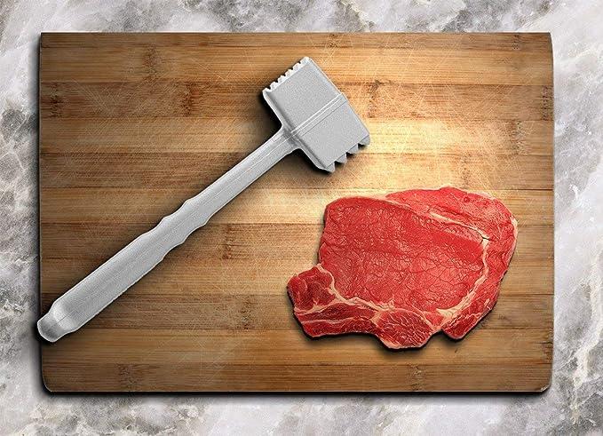 Amazon.com: Westmark Alemania doble cara Ablandador de carne ...