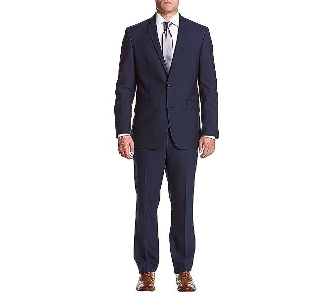 Amazon.com: Reacción Kenneth Cole hombre Slim Fit traje ...