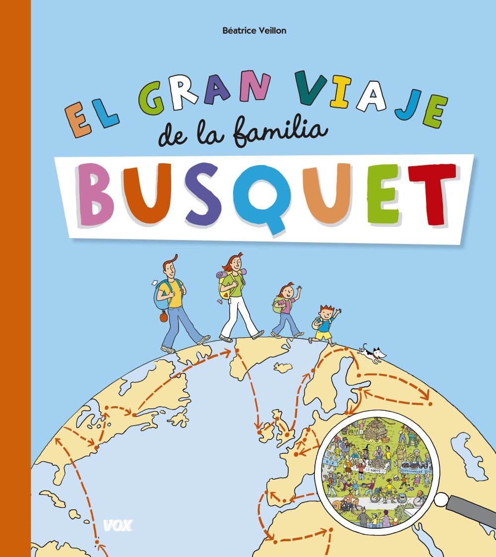 El gran viaje de la familia Busquets