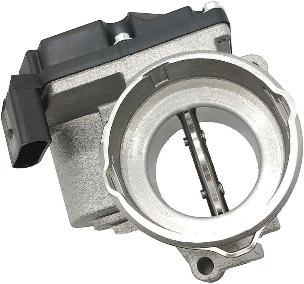 Throttle Body Regulating Flap for 2005-2006 VW Jetta Mk5 TDI BRM 1.9L L4 Diesel 03G-128-063-Q 03G128063Q
