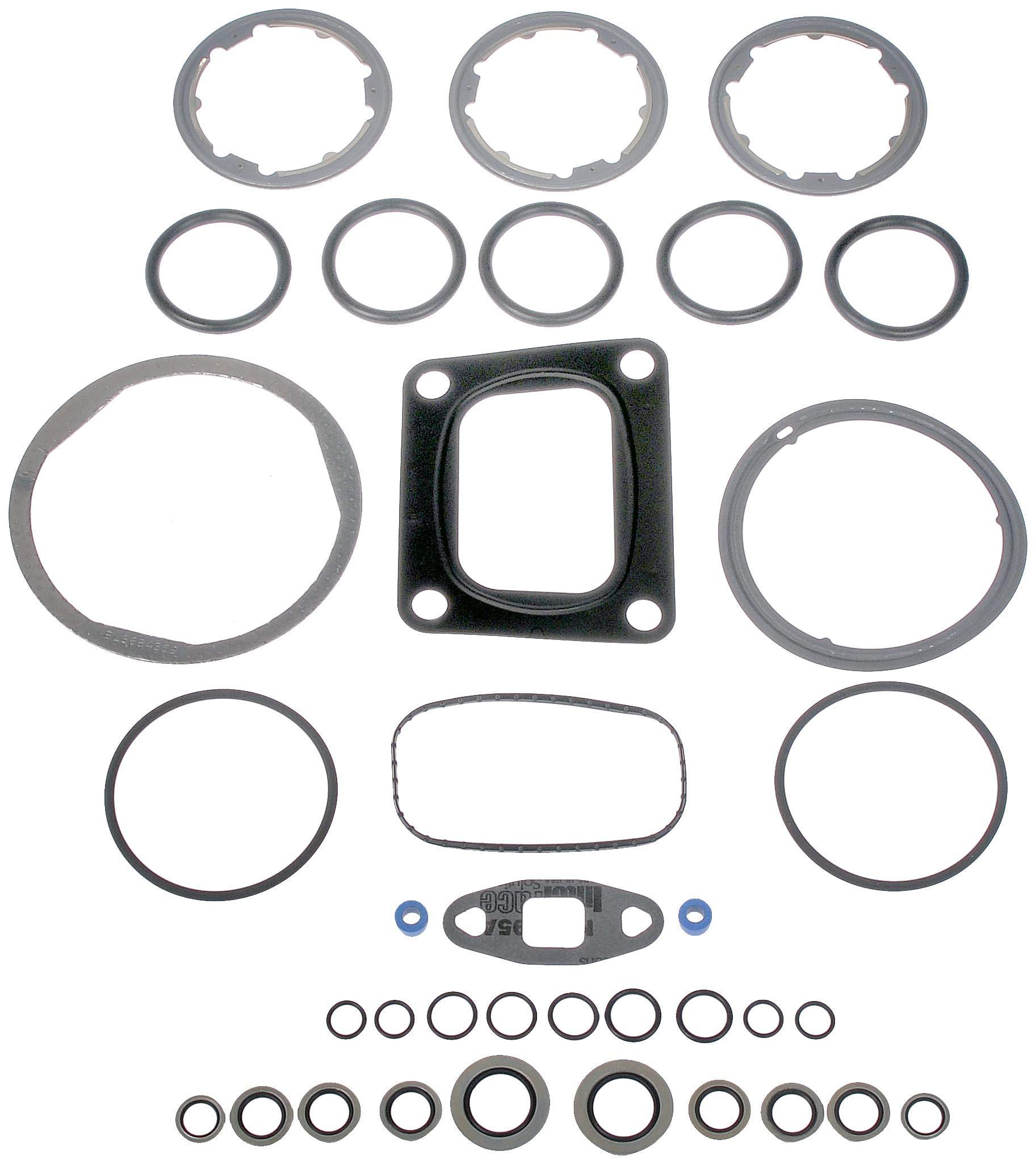 Dorman 904-5009 EGR Cooler Gasket Kit for Select Trucks
