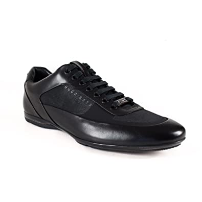 sells look out for cheap for sale Amazon.com: Hugo Boss HB Racing Lowp Mens Shoes Black: Shoes
