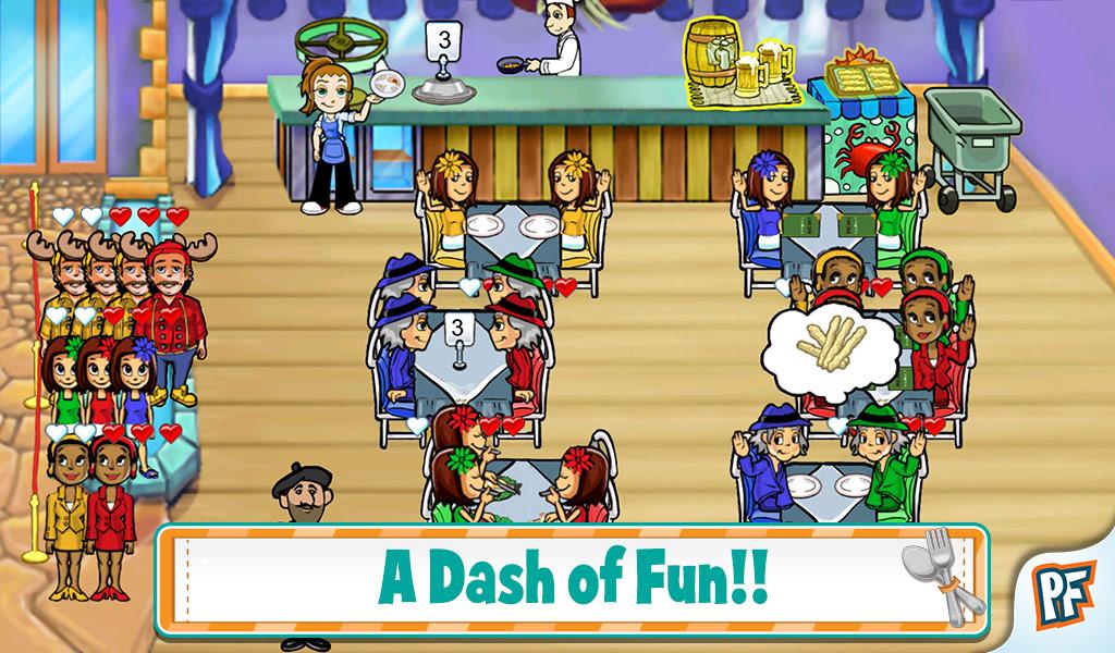 Diner Dash Скачать Игру - фото 3