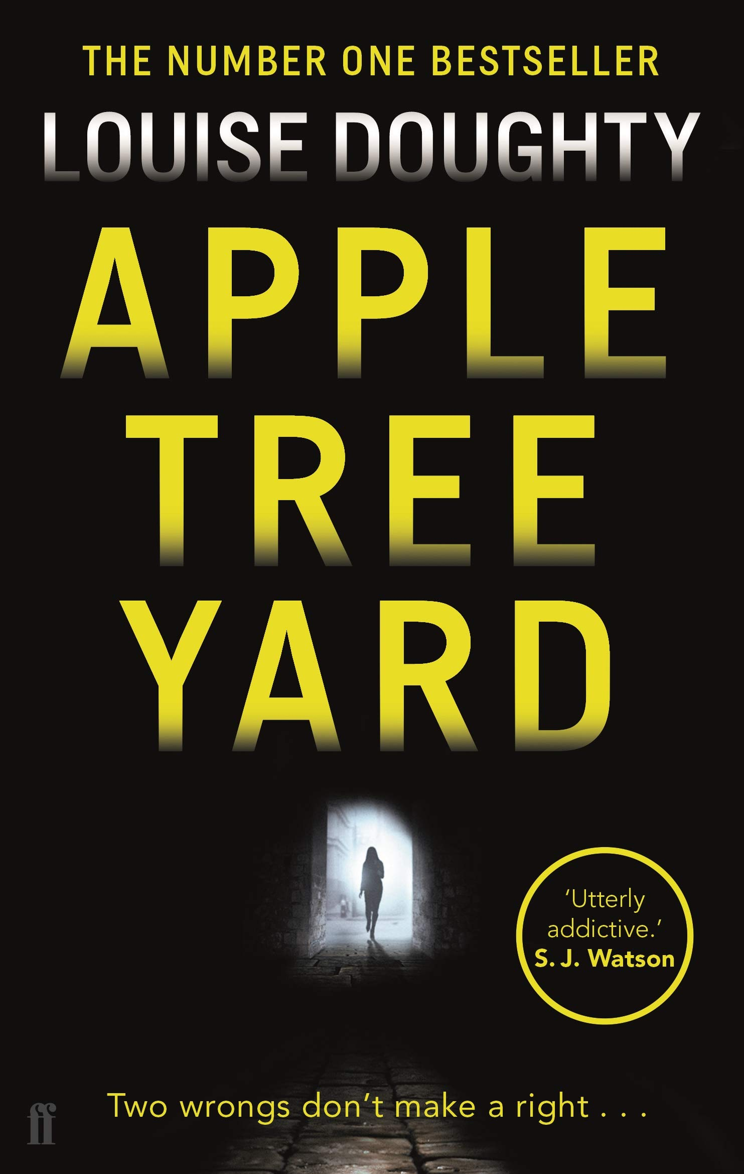 Image result for Apple Tree Yard' by Louise Doughty
