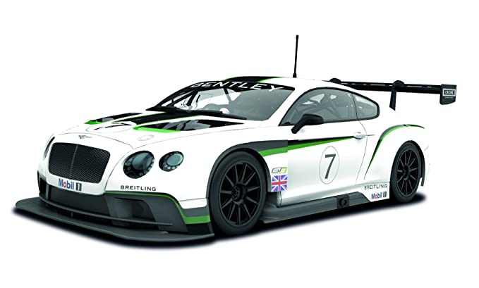 Amazon Scalextric Bentley Continental Gt3 132 Scale Toys