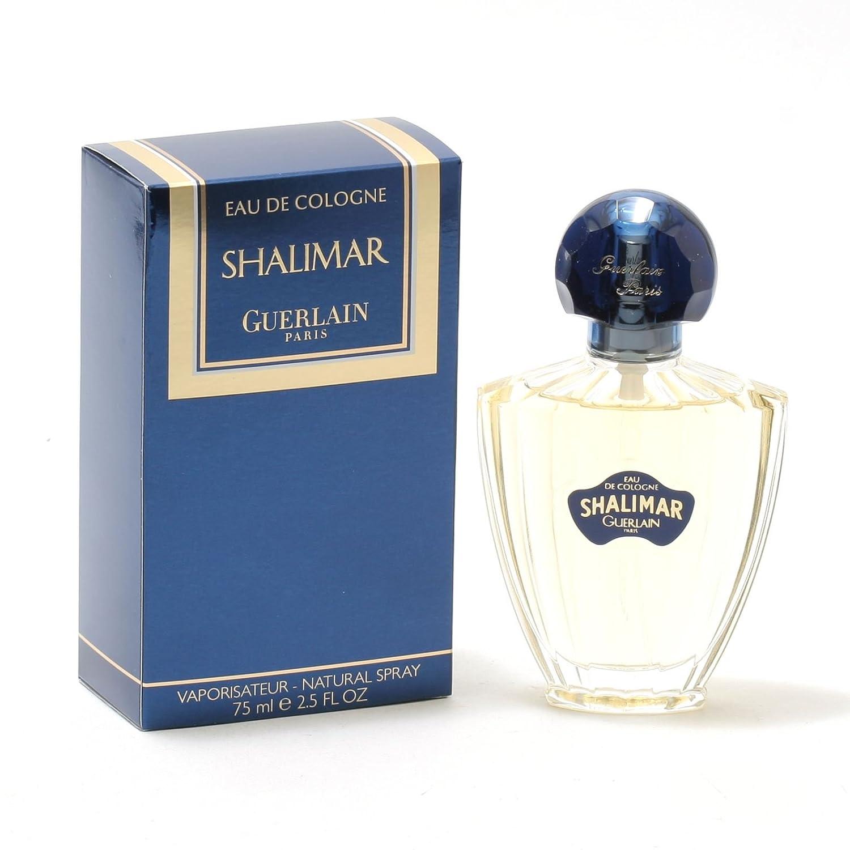 Shalimar By Guerlain Eau De Cologne Spray 75 Ml 2.5 Fl.oz