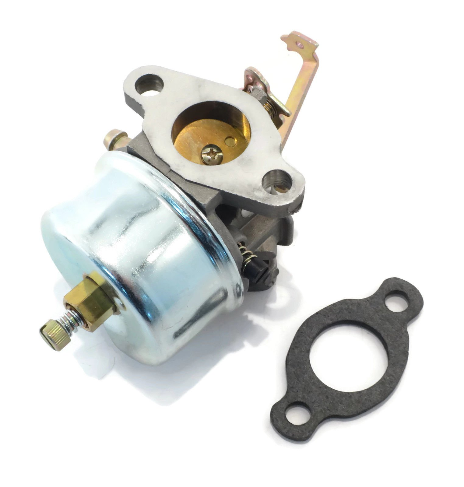 FitBest Carburetor Carb for Tecumseh 631828 631067 631067A 632076 H50 H60 HH60 HH70 Engines w/Gasket