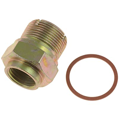 Dorman HELP! 55124 Carburetor Fuel Inlet Fitting: Automotive