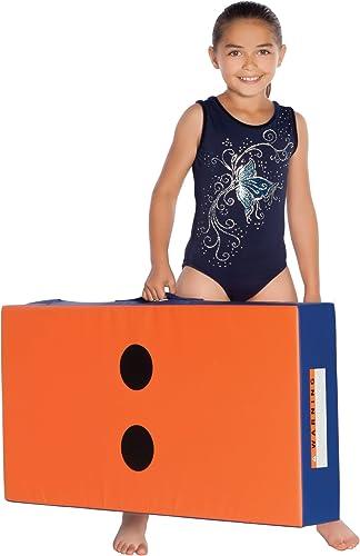 Norbert's Domino Cartwheel Block With Diamond Grip