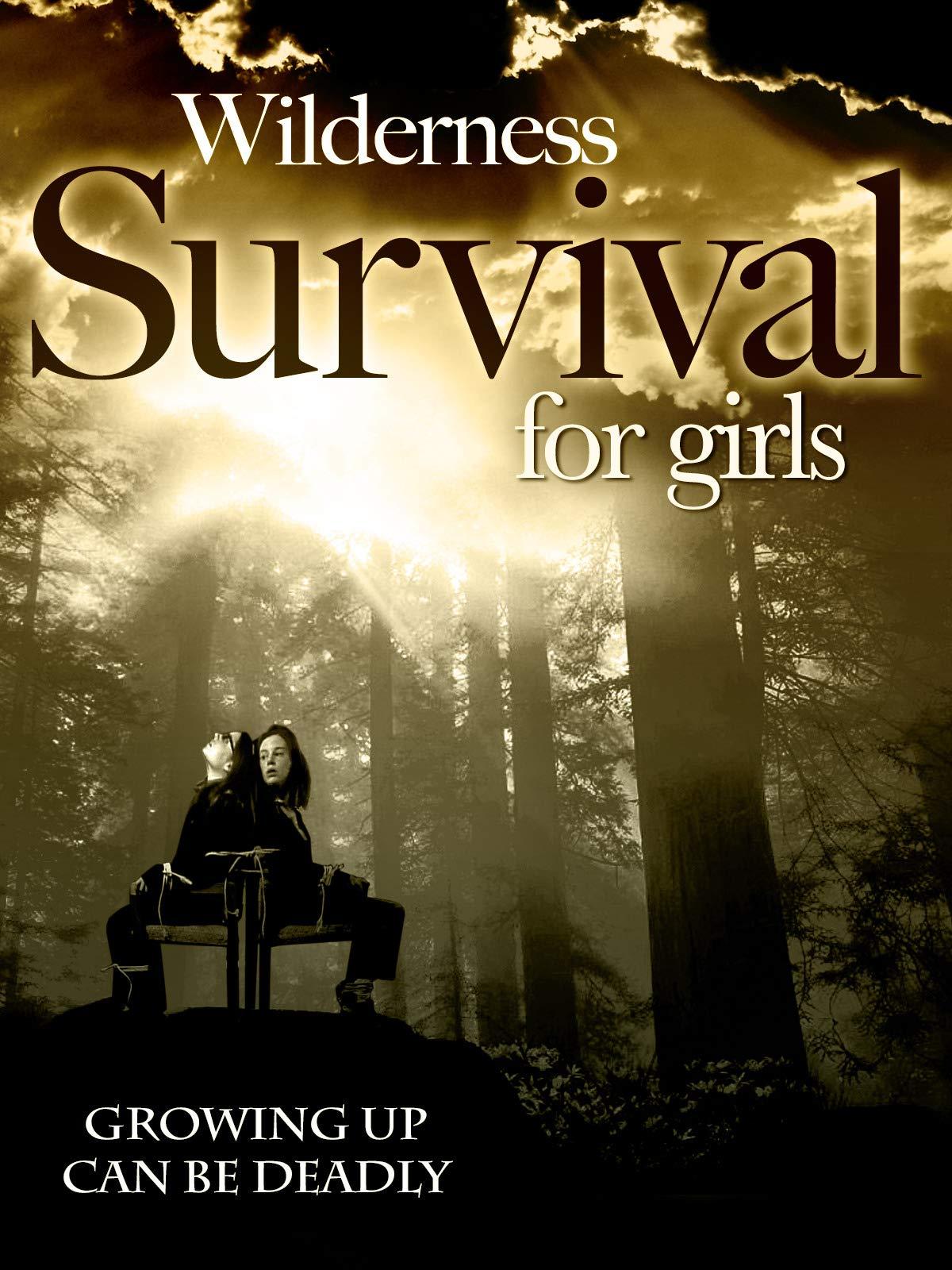 Wilderness Survival for Girls on Amazon Prime Video UK