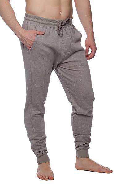 69b7908a Brooklyn Xpress Men's French Terry Jogger Pants Grey XL at Amazon Men's  Clothing store: