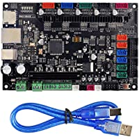 Perfk Controller Board MKS SBASE V1.3 32 bit Control Panel Motherboard for 3D Printer