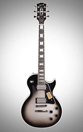 Gibson Les Paul Custom - Silverburst guitarra eléctrica Custom Shop ...