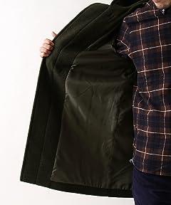 Duffle Coat 7560-644-6087: Olive