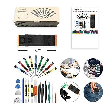 Herramienta De La.Reparacion Del Destornillador Magnetico Set Kit ...