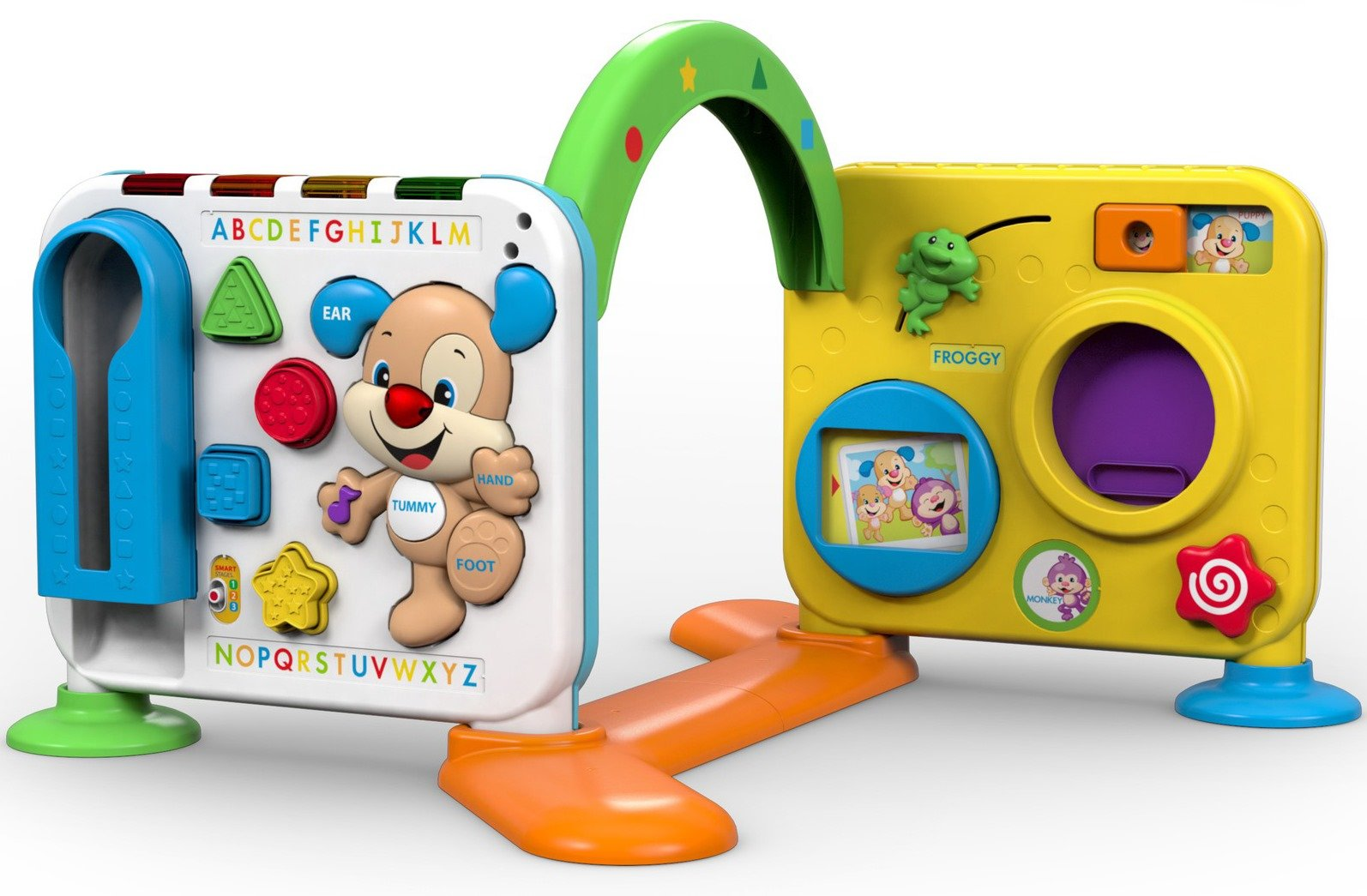 Fisher-Price Laugh & Learn Crawl-Around Learning Center by Fisher-Price (Image #22)