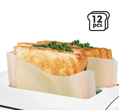 Anstore 12 bolsas reutilizables para tostadora, tostadora ...