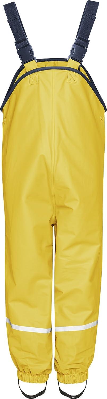 Playshoes Girl's Fleece-trã¤gerhose Rain Trouser