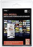 HD PLUS 4260155560132 HD + scheda per 6 mesi programmi Nero