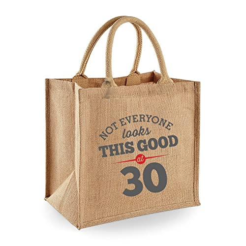 30th Birthday Keepsake Funny Gift Gifts For Women Novelty Ladies Female Looking Good Shopping Bag Present